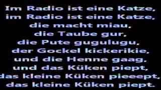 Pulcino Pio - Das kleine Küken piept + Lyrics