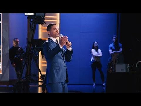 Trevor Noah Reflects on His Path to 'The Daily Show' thumbnail