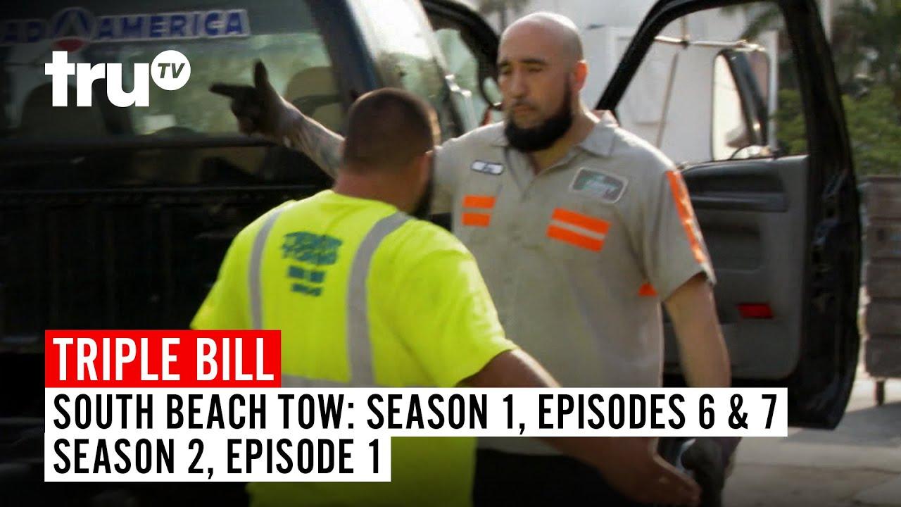 Download South Beach Tow    TRIPLE BILL: Seasons 1 & 2   Watch Full Episodes   truTV