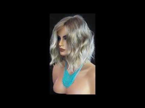 evanna iced blond vid