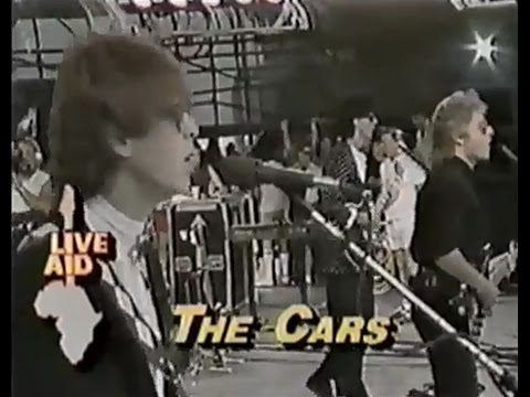 The Cars - You Might Think (ABC - Live Aid 7/13/1985)