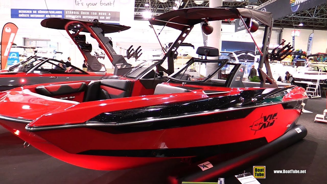 2019 Axis A22 Wake Boat - Walkaround - 2019 Boot Dusseldorf