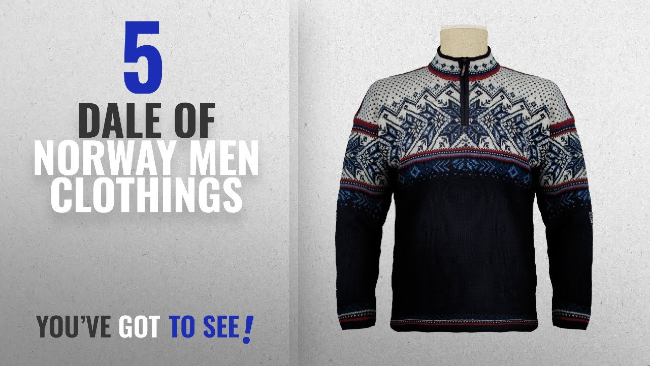 76c1e6f5122 Top 10 Dale Of Norway Men Clothings   Winter 2018    Dale Of Norway ...