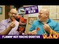 🔥 Flamin' Hot Doritos 🔥 - First Taste Review