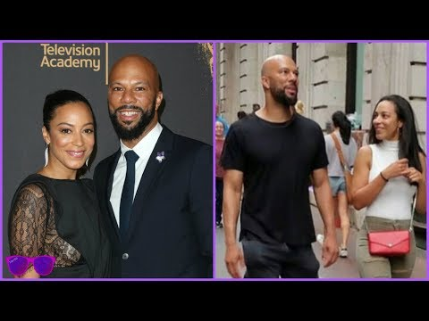 Rapper Common and Angela Rye are Officially Dating! | Tinted TV
