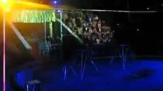 Трагедия в Челябинском Цирке,нападение на человека!