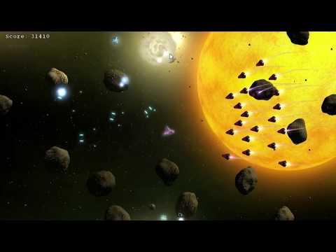 Asteroids Millennium Trailer
