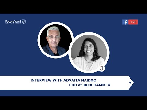 Interview with Advaita Naidoo from Jack Hammer