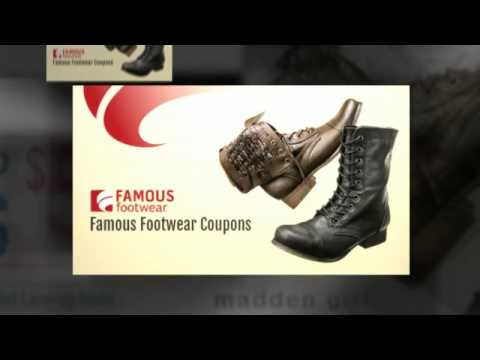 Famous Footwear 2013 – Up to 83% OFF on Sale Shoes