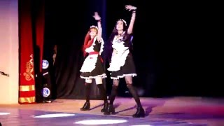 Megpoid GUMI – Poker Face (cover dance by Dangerous)