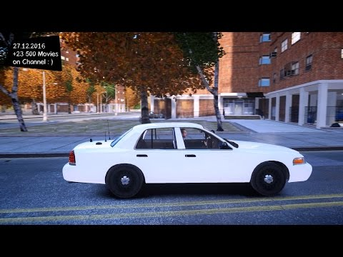 1999 Ford Crown Victoria Unmarked - GTA IV MOD ENB | 2.7K / 1440p ! _REVIEW