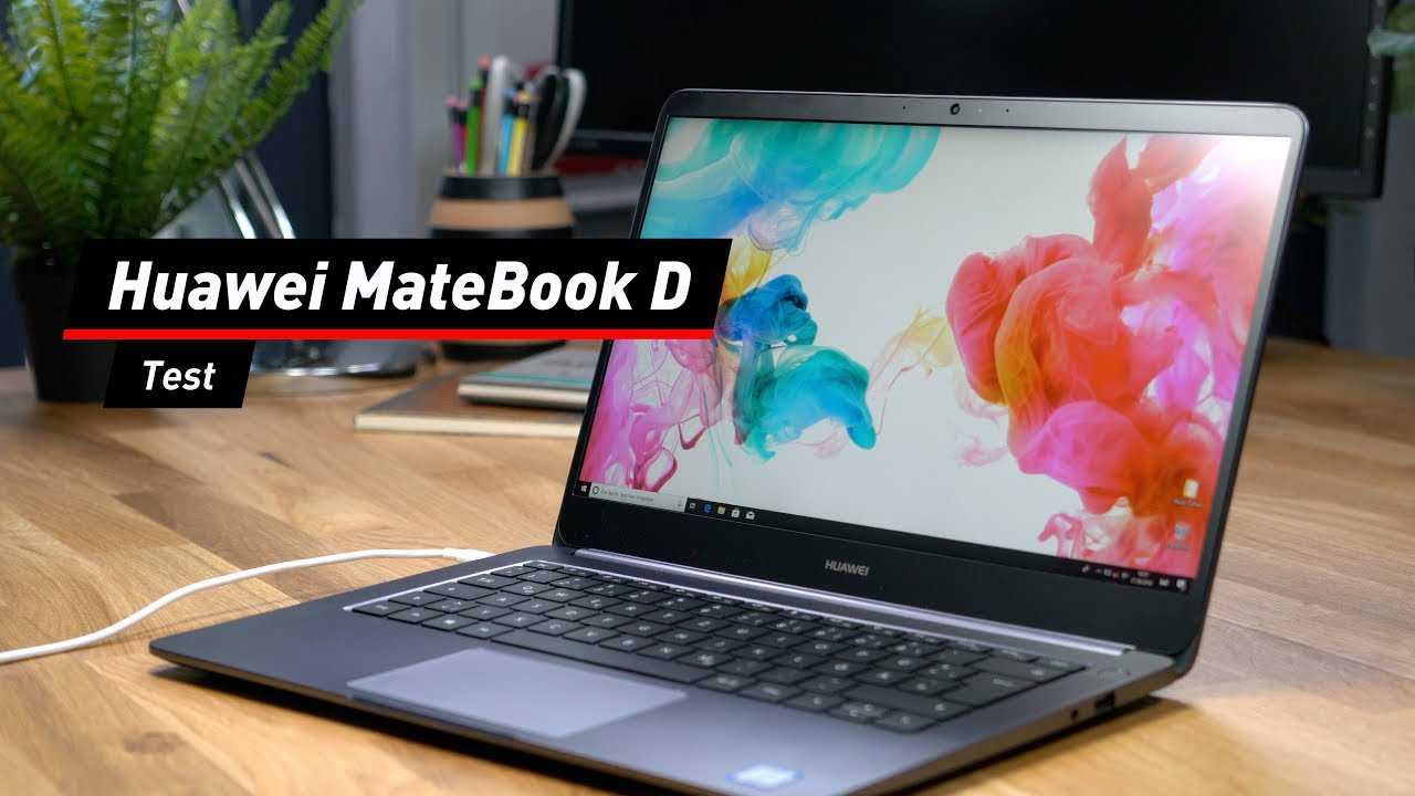 Huawei MateBook D: Edles Notebook im Test