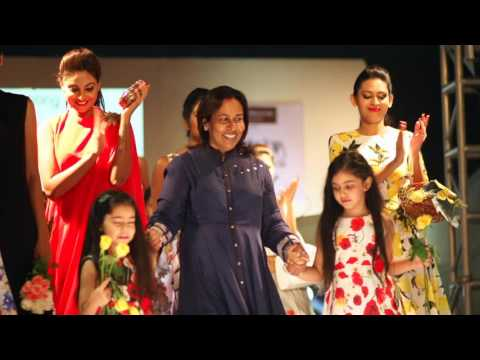 Neeru's Fashion Show in Hyderabad