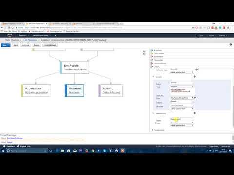 AWS: Export DynamoDB into S3 using DataPipeline