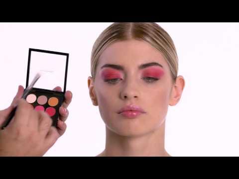 Простой свадебный макияж косметикой Paese! Освежающий макияж невесты своими руками