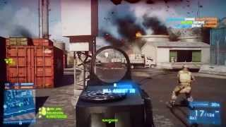 Battlefield 3 - Live Commentary - Team Deathmatch on Kharg Island (BF3 Online Multiplayer Gameplay)