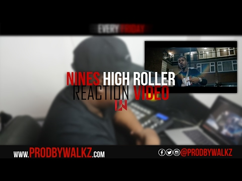 Nines - High Roller feat. J Hus (Official Video) Reaction (@Nines1Ace  @Jhus)