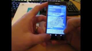 sony xperia z3 compact problem top half of touch screen not working