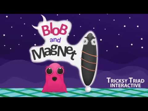 Blob And Magnet- A Happy, Fun And Enjoyable 2.5D Side-scrolling Game