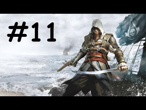 """Assassin's Creed 4: Black Flag"" walkthrough (100% synchronization), Sequence 8 (All Memories) 60FPS"