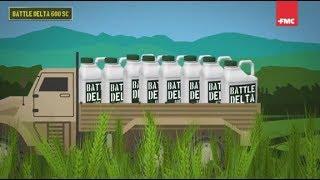FMC BattleDelta - Herbicyd na chwasty jednoliścienne i dwuliścienne