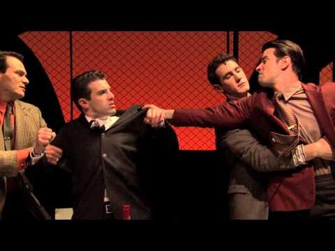 JERSEY BOYS at Kalamazoo's Miller Auditorium from October 20-25, 2015