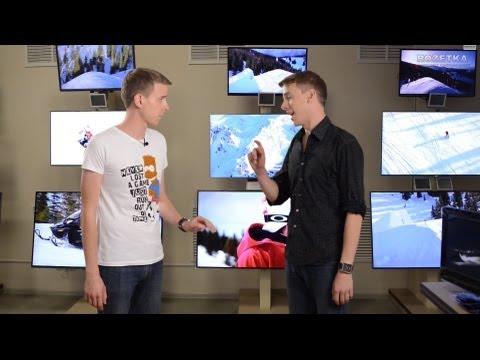 видео: Телевизоры samsung серии f7000
