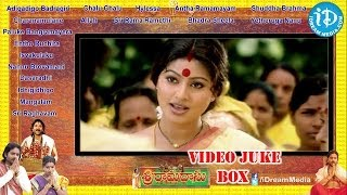 Sri Ramadasu Movie Songs || Video Juke Box || Nagarjuna - Sneha || MM Keeravani