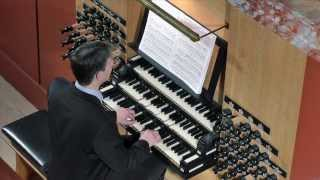 J. S. Bach - BWV 671 - Kyrie, Gott heiliger Geist, Cum Organo pleno