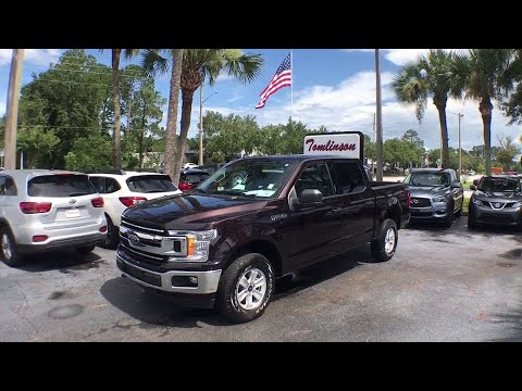 2019 Ford F-150 Gainesville, Ocala, Lake City, Jacksonville, St Augustine, FL 8982