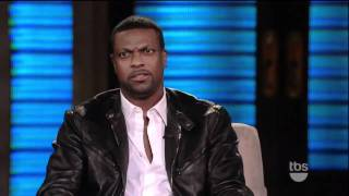 7-28-11 Chris Tucker Cracks Hilarious Jokes & Stories & Talks Jackie Chan on Lopez Tonight