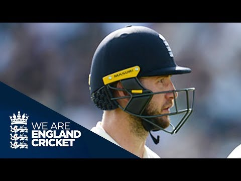 Stoneman Hits Maiden Fifty To Leave Match In The Balance - England v West Indies 2nd Test Day 3 2017