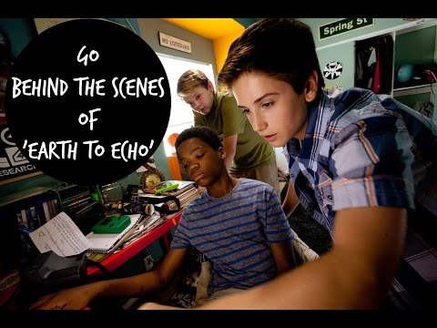 Watch How the Truck  From 'Earth to Echo' Was Created