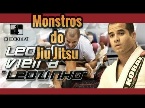 Monstros do Jiu Jitsu Leo Vieira