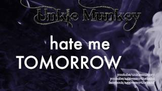 Unkle Munkey - Hate Me (Blue October cover; with lyrics)
