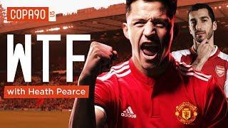Why Alexis Sanchez Will Kill It At Manchester United | Walk Talk Football
