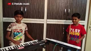 Tu Cheez Badi Hai Mast Mast, instrumental cover by harish pratham
