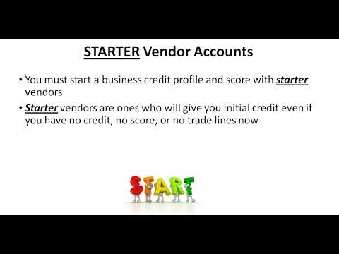 How to Get Amazon, Dell, and Walmart Business Credit Cards 1