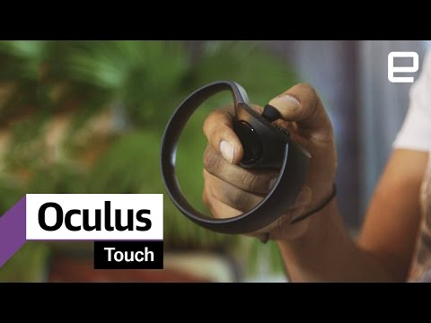 Oculus Touch: Review