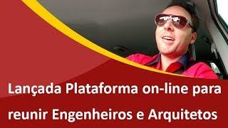 Lançada Plataforma da Crie Projeto para reunir Engenheiros e Arquitetos - Samuca Webdesign
