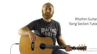 Drowns the Whiskey Guitar Lesson - Jason Aldean & Miranda Lambert Video