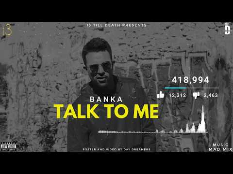 BANKA - Talk To Me ft. Mad Mix | Day Dreamers