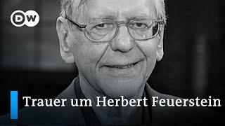 """""""Er war der Größte"""", Alexander Gorkow zum Tod von Herbert Feuerstein"""