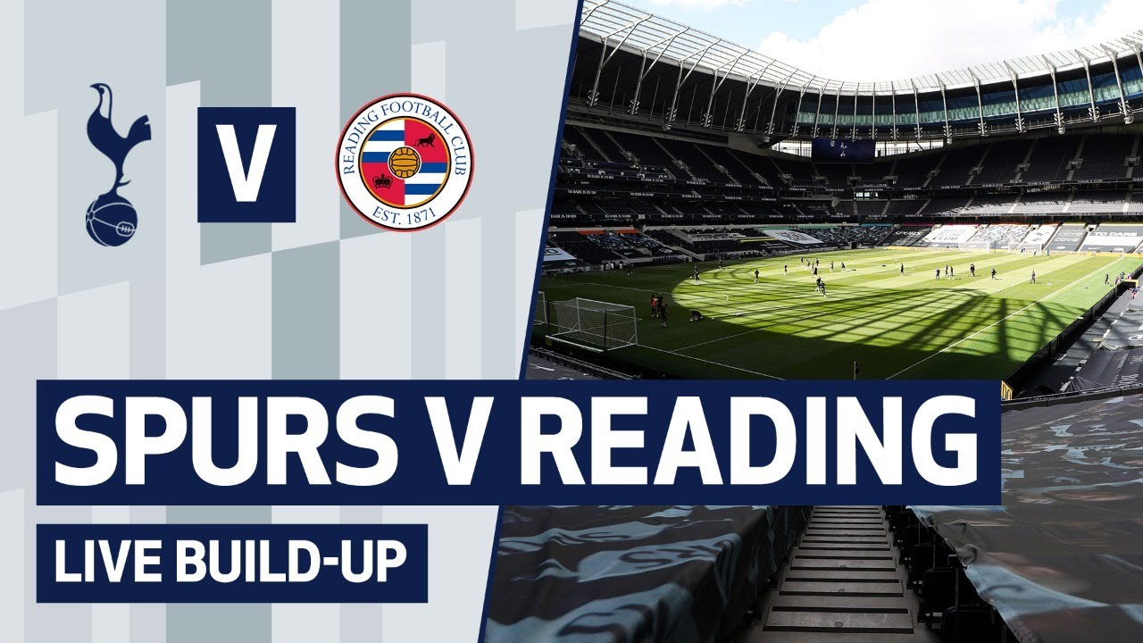 SPURS V READING | PRE-MATCH BUILD-UP