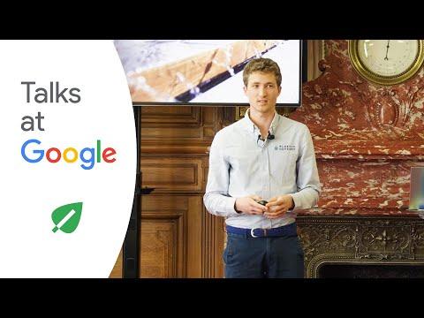 "Simon Bernard: ""Around the World Powered by Plastic Waste""   Talks at Google"