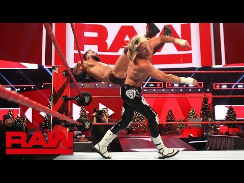 Finn Bálor vs. Dolph Ziggler: Raw, Dec. 17, 2018