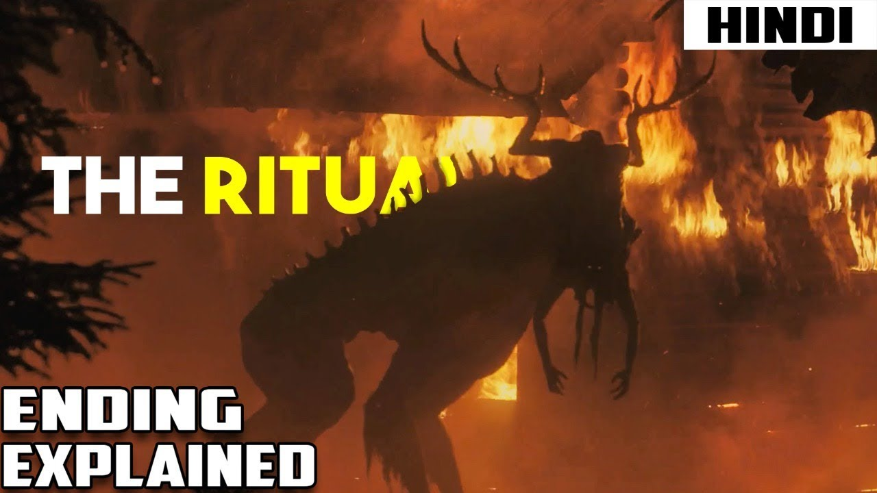 Download The Ritual (2017) Ending Explained   Haunting Tube