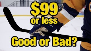 $99 sticks you