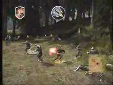 Narnia: Prince Caspian - Combat Guide