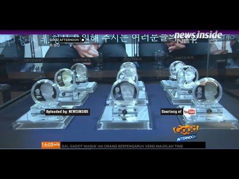Penghargaan Terbaru EXO